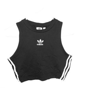 Adidas crop top (small)